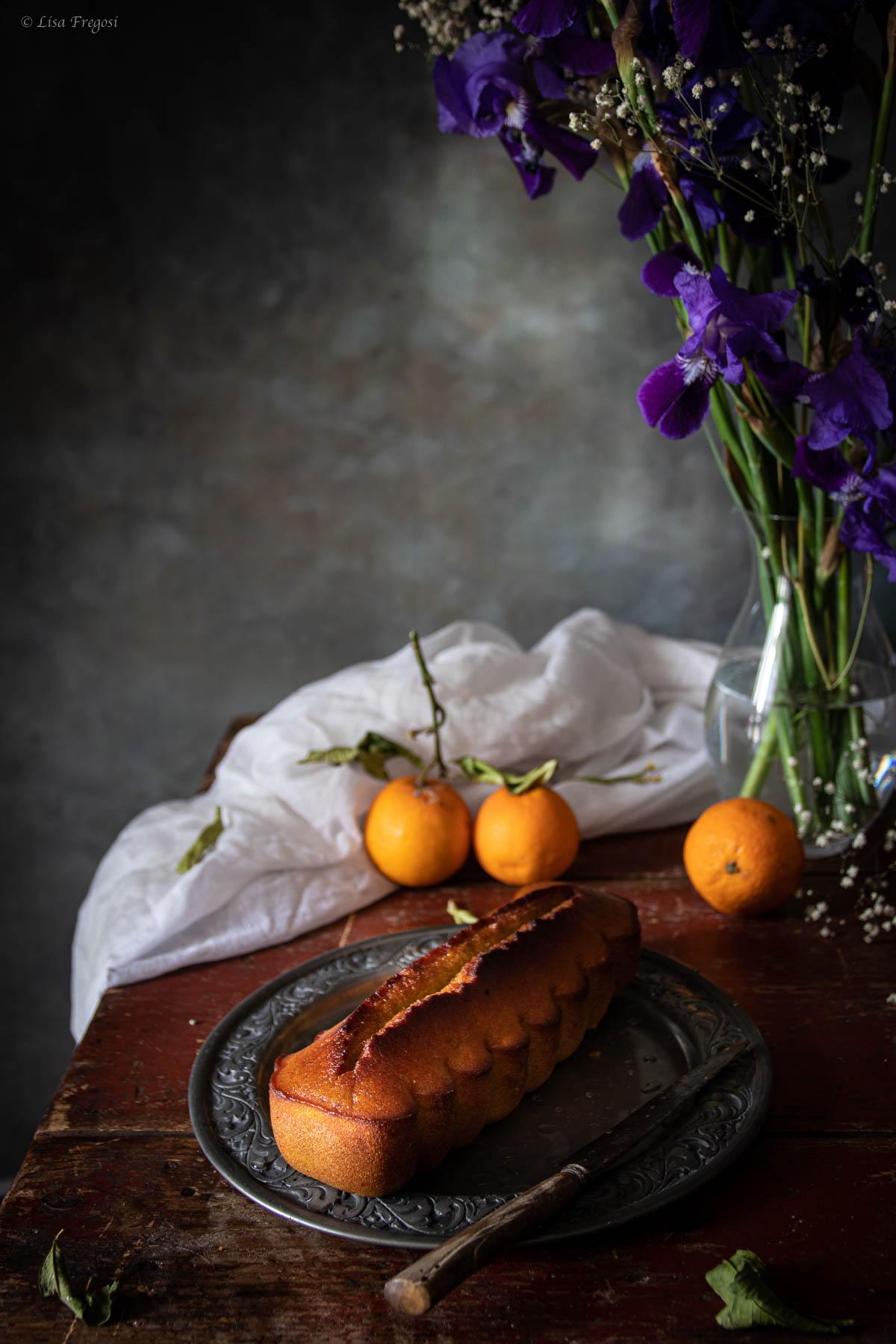 la ricetta del Plumcake al semolino di Ottolenghi