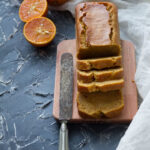 plumcake morbido all'arancia