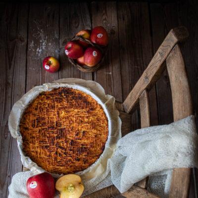Antico dolce ligure alle mele