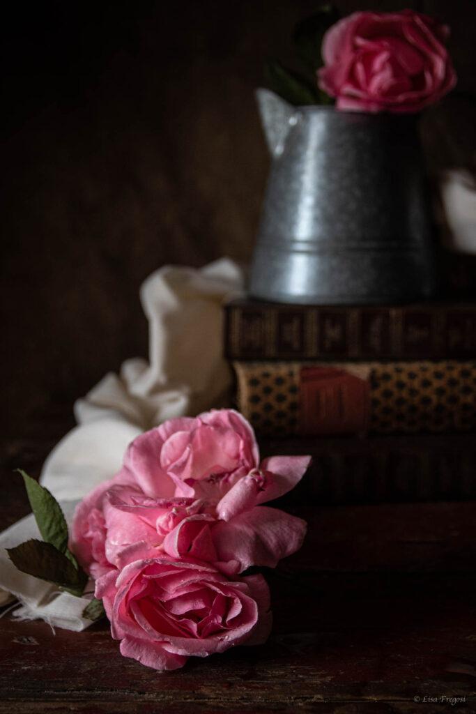 rose per uso alimentare