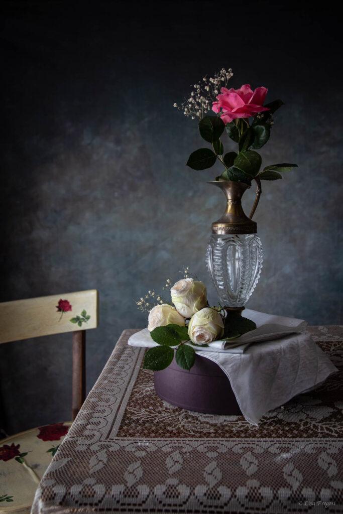 torta di rose del Garda di Massari e Zola