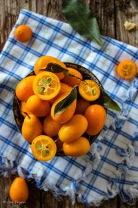 Kumquat, mandarini cinesi in cucina