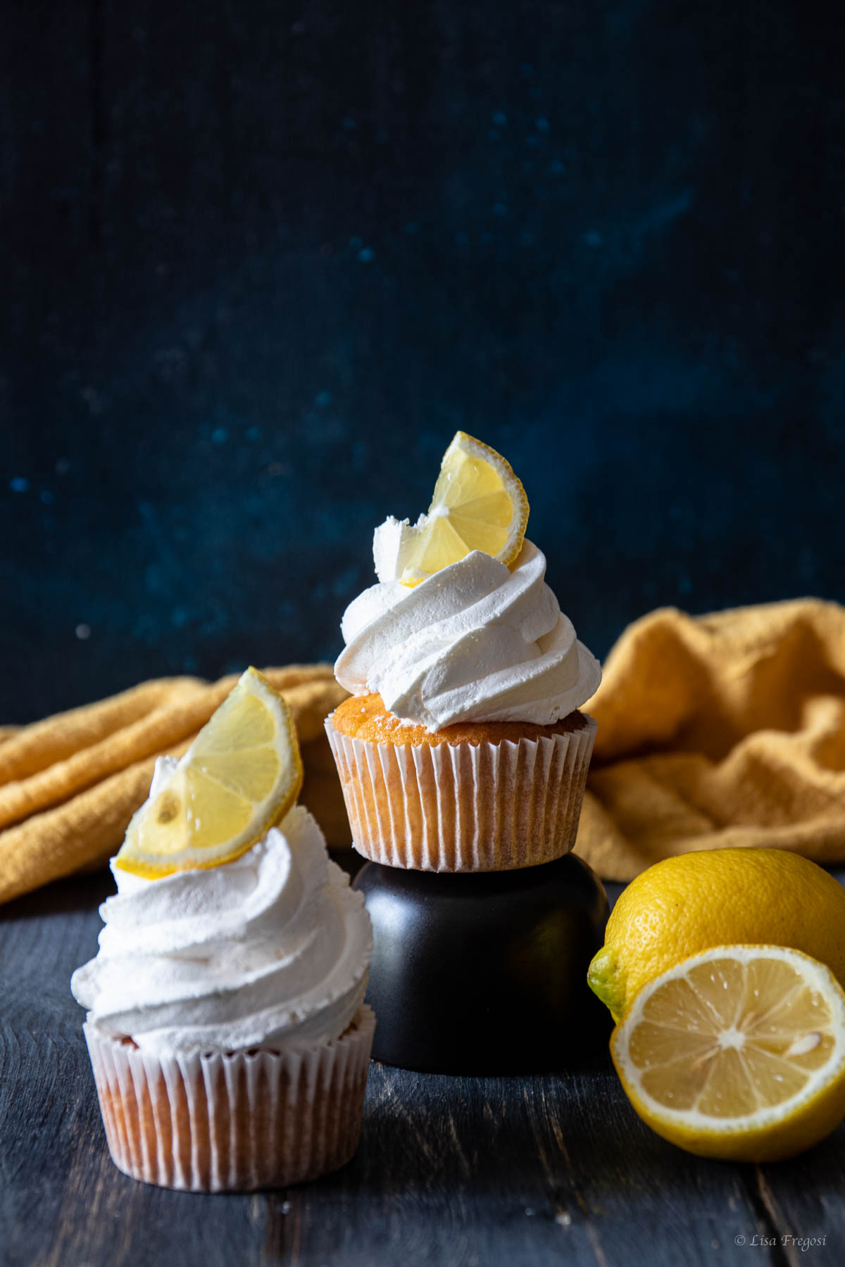 Come fare i Cup Cake al limone