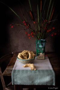 pane coccoi con farina del molino Galleu