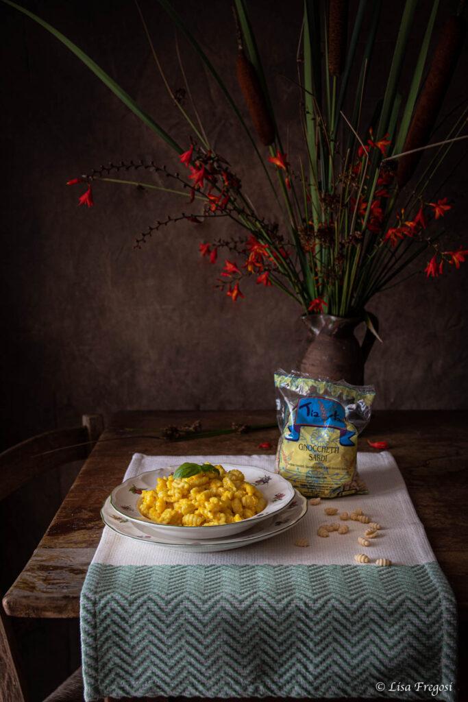 gnocchetti sardi malloreddus Tiasia