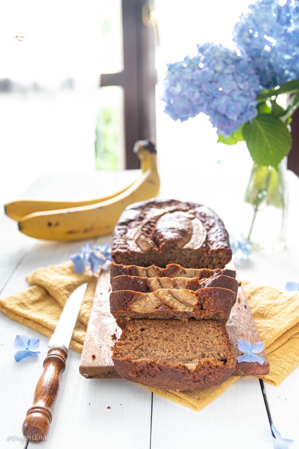 la ricetta infallibile del banana bread