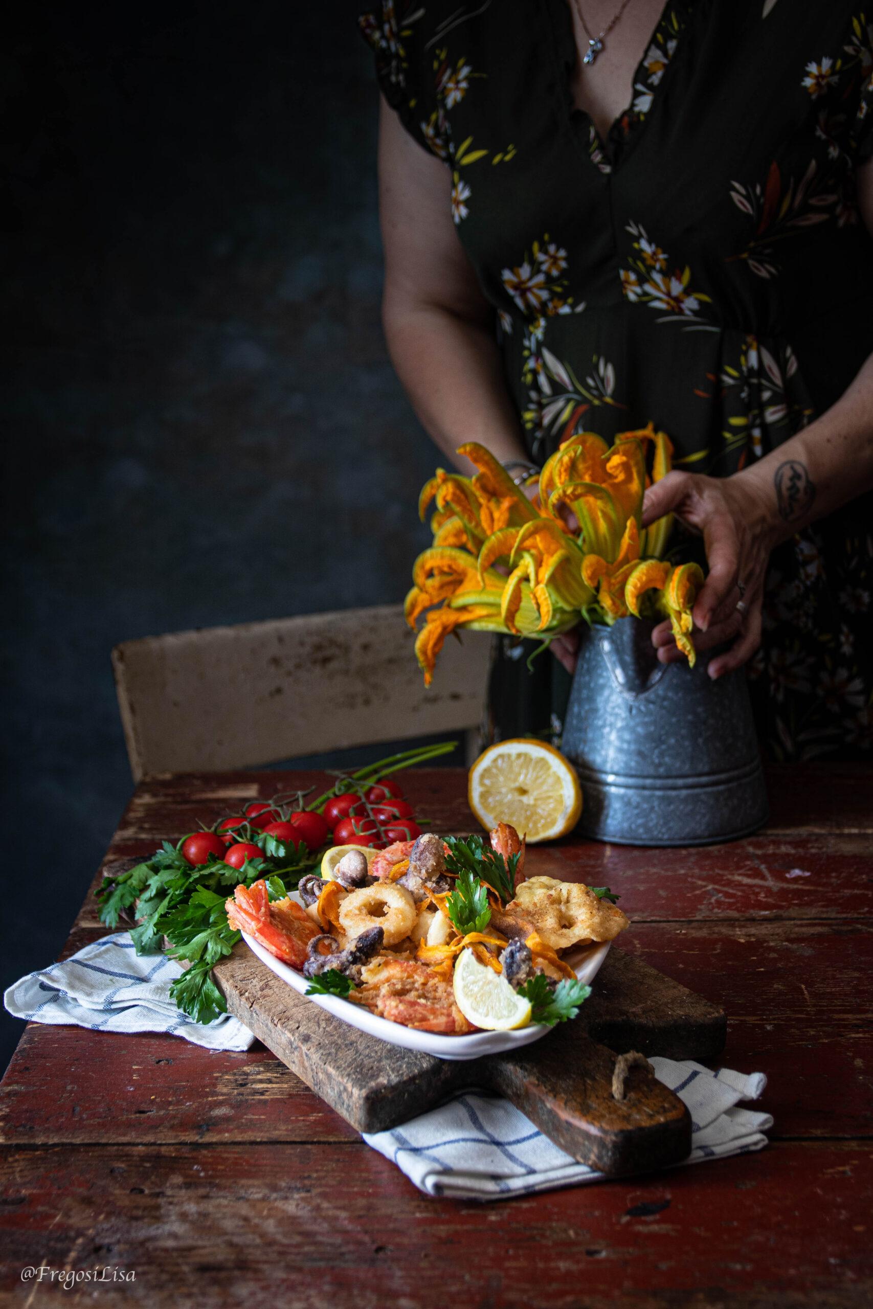 come cuocere la frittura di pesce nel wok