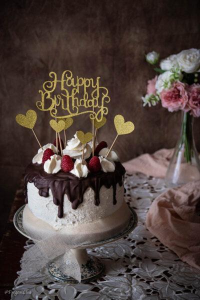La drip cake, la torta con la colata di cioccolato