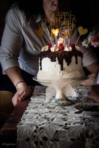 drip cake per il compleanno ricetta