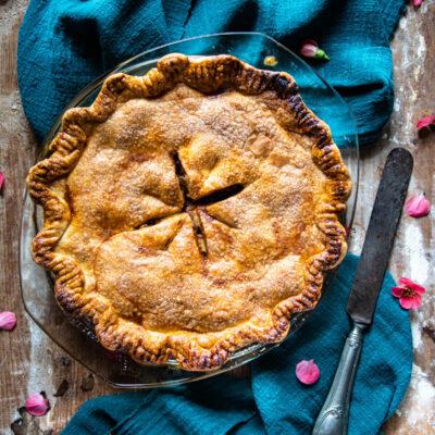 Apple pie come fare la torta di mele americana, la ricetta originale