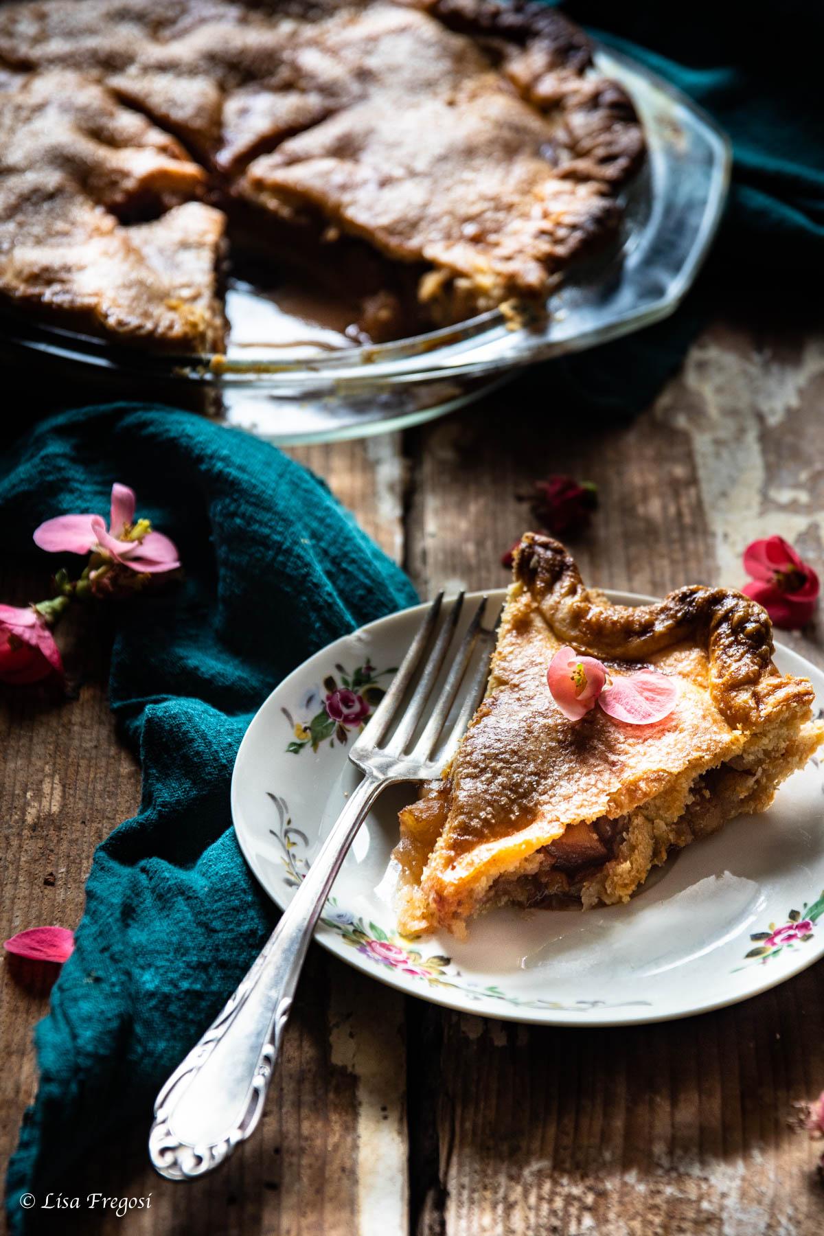 La ricetta dell'apple pie americana